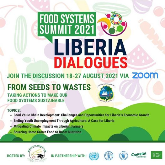 Ministry of Agriculture in Partnership with the United Nations, Hosts Food Systems Dialogue
